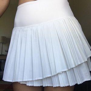 Pleaded Ivivva Tennis Skirt